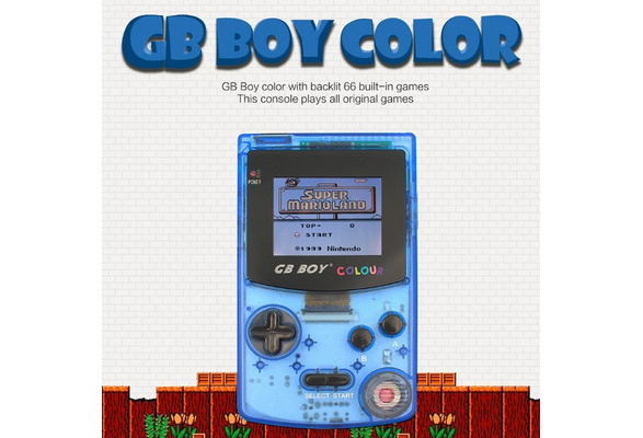 Gameboycolorgames Wish