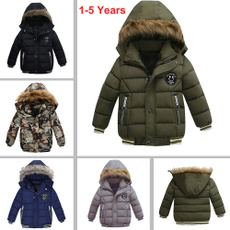 Jacket, padded, boysclothing, Winter Warm