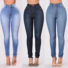 longtrouser, Fashion, high waist, Casual pants
