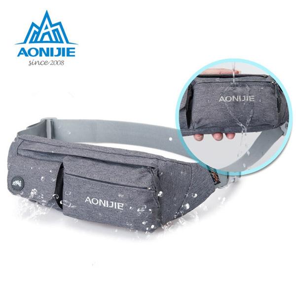94ab0d45cfae Unisex Multifunction Running Hip Money Belt Waist Bag Women Phone Bag  Outdoor Sports Gym Bags Fanny Pack Mini Small Waist Purse