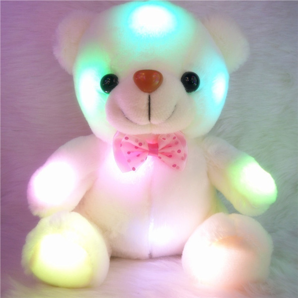 luminousbear, cute, Toy, bearshining