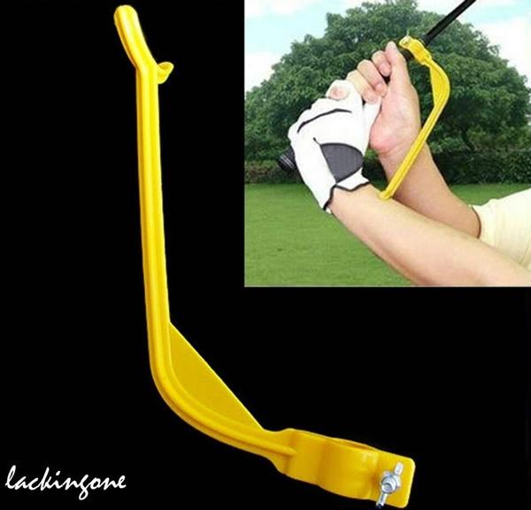 Lackingone Swingyde Golf Swing Swinging Training Aid Tool Trainer Wrist Control Gesture
