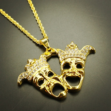 Steel, hip hop jewelry, Stainless Steel, Chain