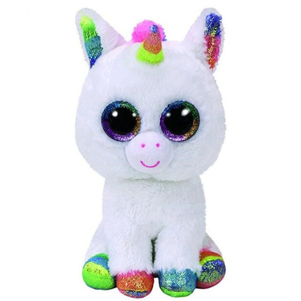 "6/"" TY Beanie Boos Glitter Eyes Plush Stuffed Animals Toys Kids Xmas Gift Cute"