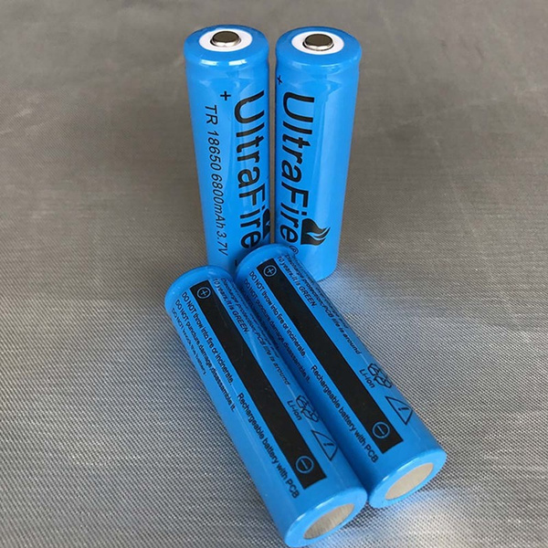 Wish | Ultrafire 18650 Battery 3 7V Li-ion rechargeable