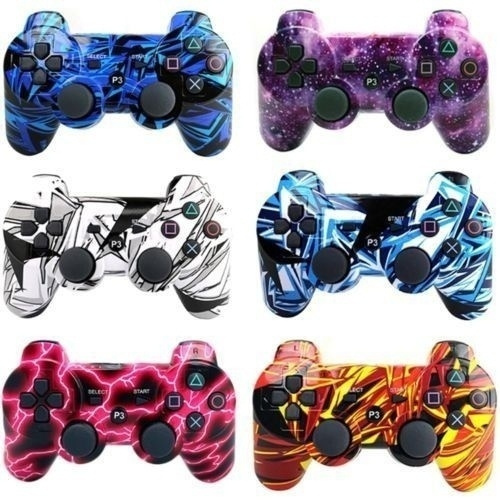New MINI USB Wireless Controller Game Remote Controller Gamepad for PS3