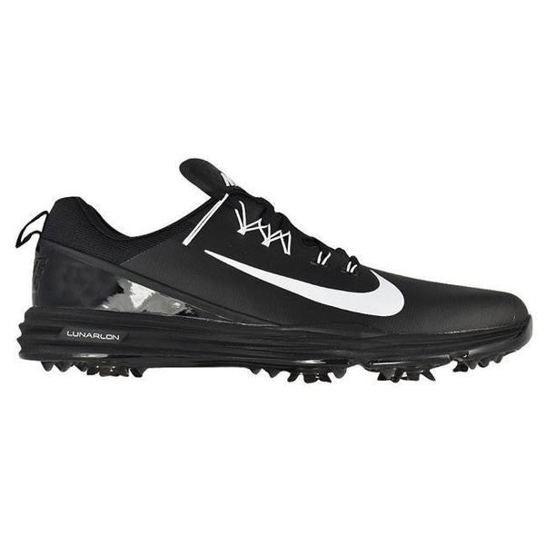 Nike Golf 849968 002 13 13 in. Nike Lunar Command 2 Golf Shoe Black, Medium