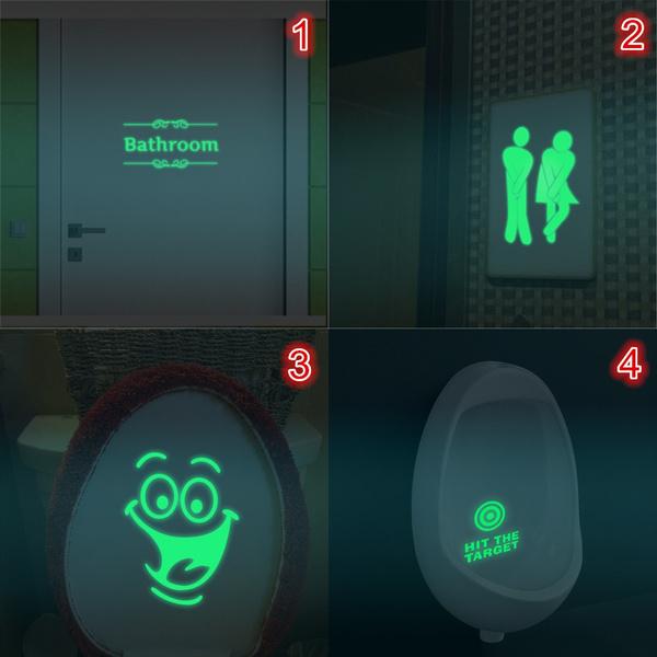 roomsticker, Bathroom, kitchenroomdecor, lights
