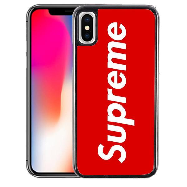 Coque IPhone X Supreme | Wish