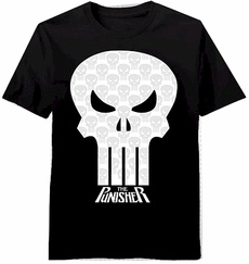 T Shirts, Fashion, black, Marvel