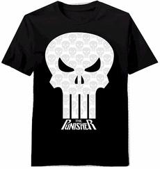 T Shirts, Fashion, black, Marvel