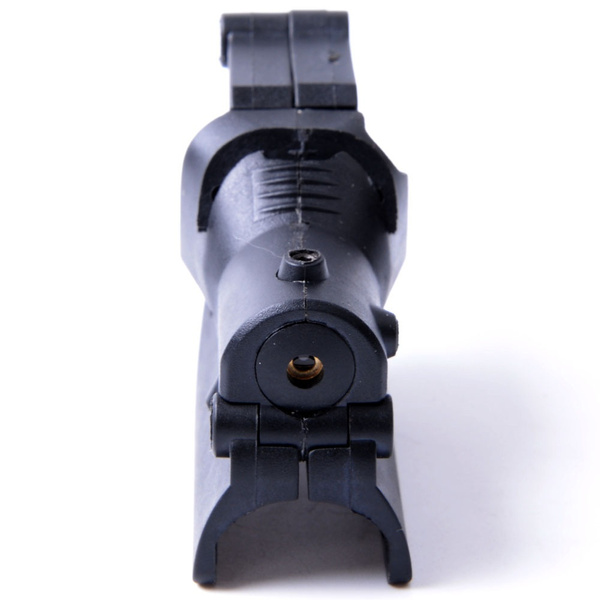 Home | Tactical Precision Red Dot Laser Sight with Lateral Grooves