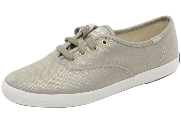 Champion Metallic Gold Sneakers Shoes