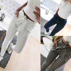 harem, Panties, high waist, Casual pants