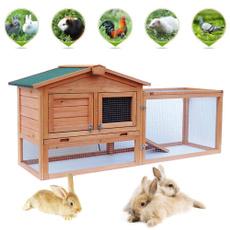 Outdoor, Animal, Waterproof, Wooden