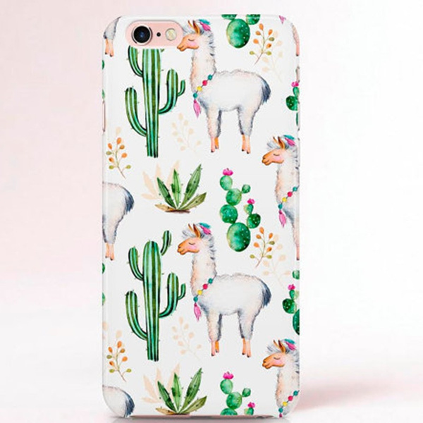 Llama iPhone 6 Plus Case iPhone 7 Case