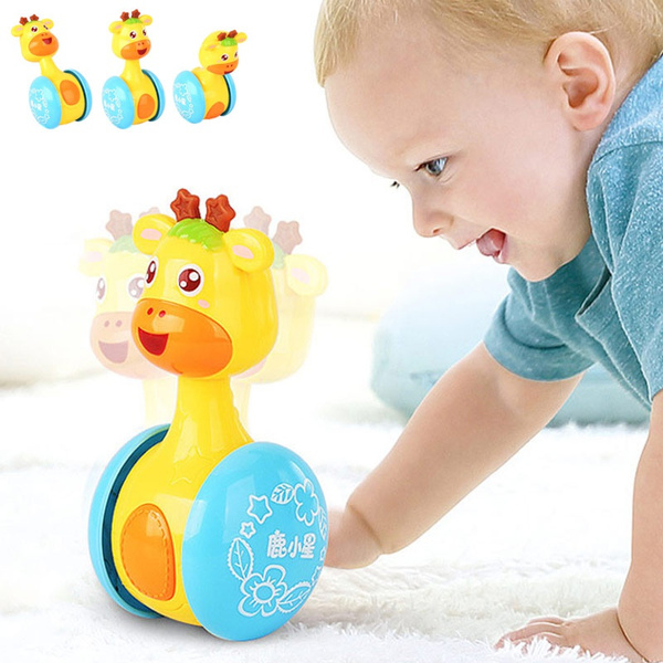 cute, tumblertoy, doll, rattle