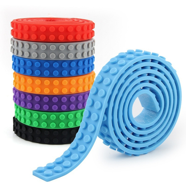 adhesivebacking, selfadhesivebaseplatestrip, Lego, blocktoy