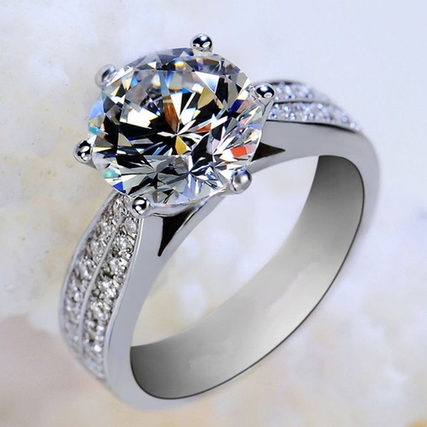 platinum, Sterling Silver Jewelry, DIAMOND, Jewelry