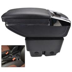 Storage Box, armrestrotatable, Console, Cars