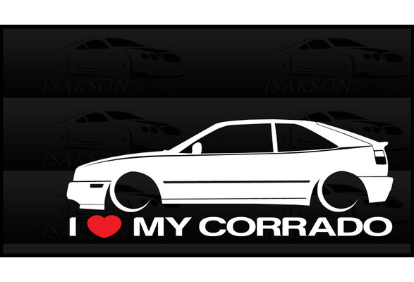 Geek 1pair 2pcs I Heart My Dc2 Db8 Integra Sticker Love Slammed