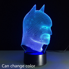 Remote, Night Light, usb, Colorful