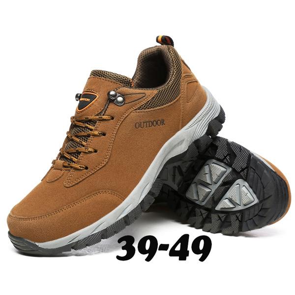 new concept e3f5d b8e20 High Quality Men's Skid Resistance Hiking Shoes Mountain Boots Plus  Size,Scarpe da montagna da uomo resistenti agli scarponi da trekking