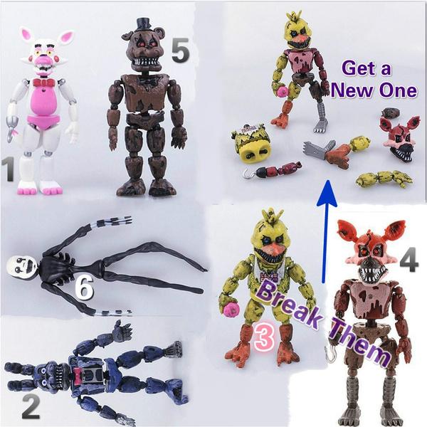 nightmarefigure, Collectibles, Toy, thefivenightmare