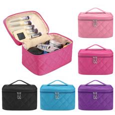 case, Storage & Organization, plaid, Makeup bag