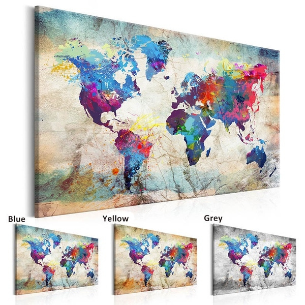 Printed Canvas Print Painting