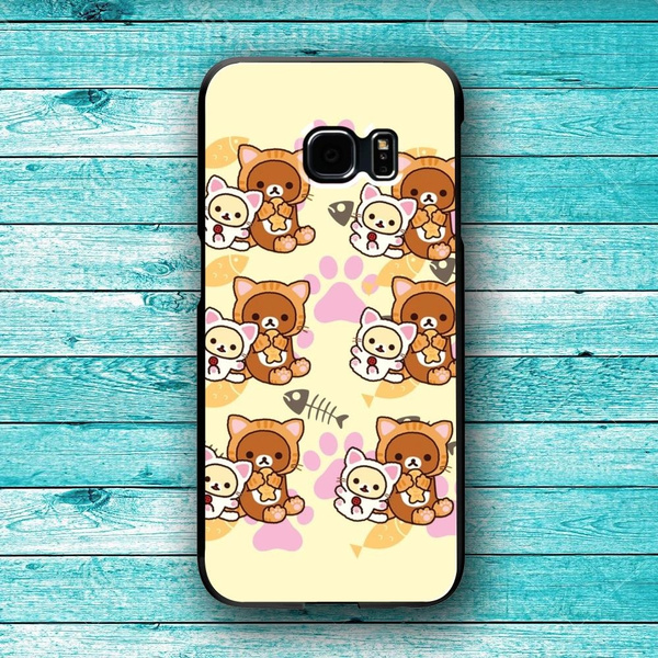 quality design 648a0 d4d90 Kitty Paws ~ Rilakkuma & Korilakkuma Design Phone Case for Iphone 8,iphone  8 Plus ,iphone X,samsung Galaxy and Note Cell Phone