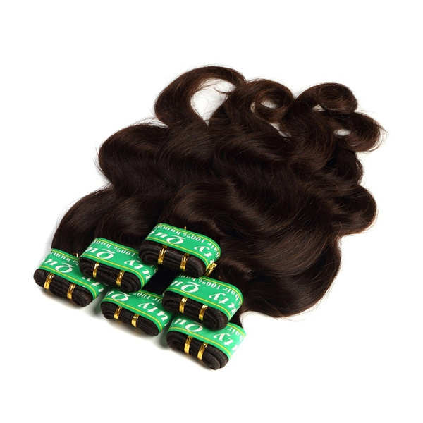 Wish Peruvian Body Wave Human Hair Weave 67 Bundleslot Color 2