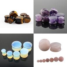 Stone, stonebodyjewelry, earexpander, earplugtunnel