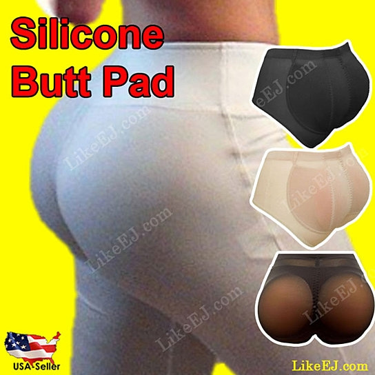 071585053b4 Tummy Control Girdle Enhancer body Shaper Panty Women Butt Pad Hip ...