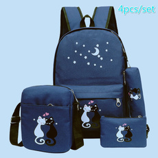 Shoulder Bags, School, Backpacks, School Bag