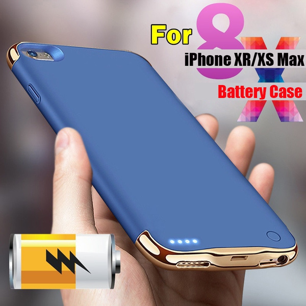 quick portable charger coque iphone 6