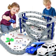 electricrailcar, Toy, toytrack, racingcar