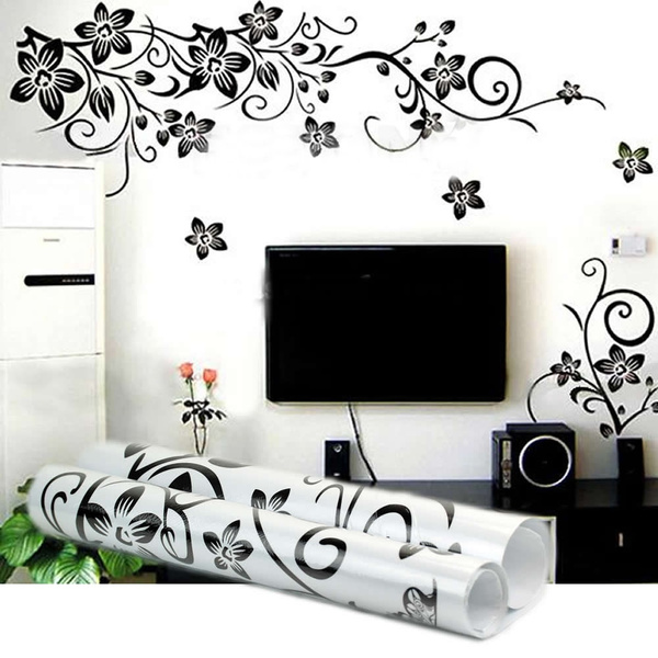 Home & Kitchen, Decor, Flowers, Wall Art