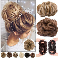 Synthetic, womenfasion, hairscrunchie, Elastic