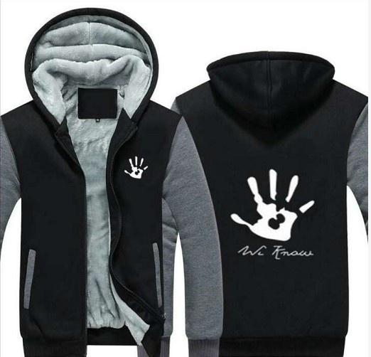 wish new skyrim dark brotherhood we know hand game cosplay zipper