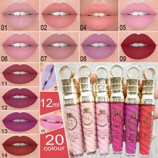 matt, Mode, velvet, Rouges à lèvres