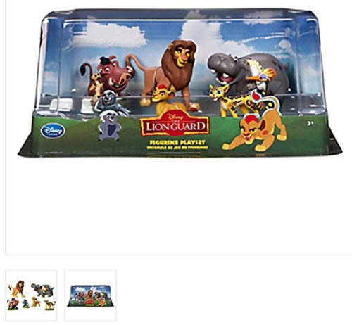 Cool The Lion King Lion Guard Birthday Cake Topper Figure Set Funny Birthday Cards Online Barepcheapnameinfo
