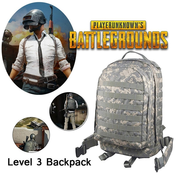 Pubg Level 3 Backpack Army Assault Pack Molle Backpack Bug Out Bag 3