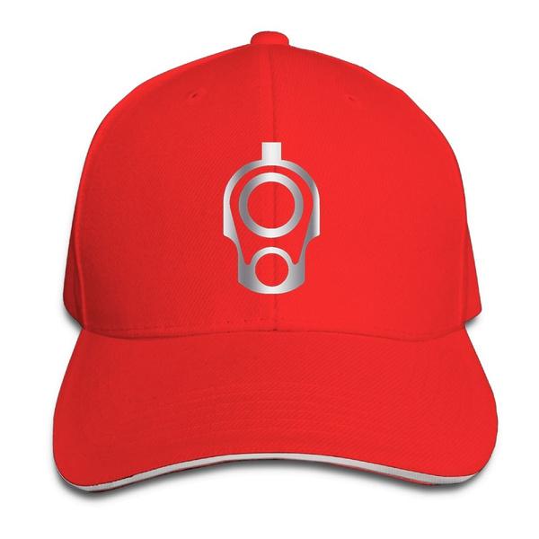 d2e4bb46 KMRR 1911 .45 Barrel Platinum Style Flex Mens & Womens Fashion Adjustable  Baseball Cap