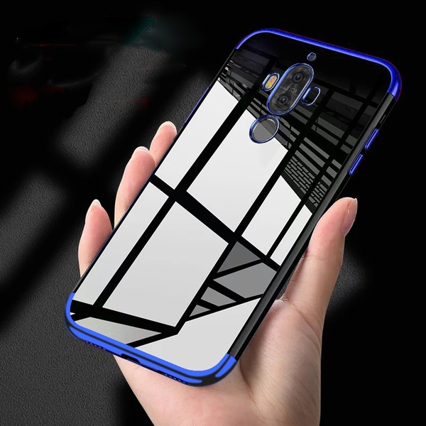quality design 0d545 02776 For Huawei Mate 10 Pro Case Huawei P10 Plus Cover Silicone Slim Soft TPU  Cover For Huawei Mate 10 Lite Case Phone Protection Cover Honor 9 V9 7X