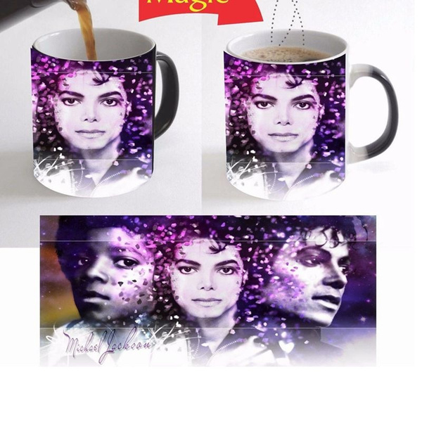 Coffee, Magic, michaeljacksonmug, Cup