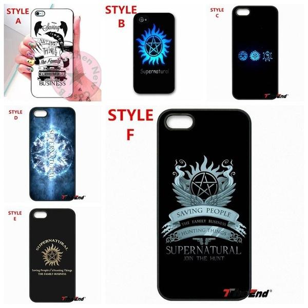 the best attitude c846d 79bdc Supernatural iPhone 6 6s Case,Design Supernatural Iphone 7 7plus 8  8plus/Samsung S7 S8 Hard Plastics Case Cover