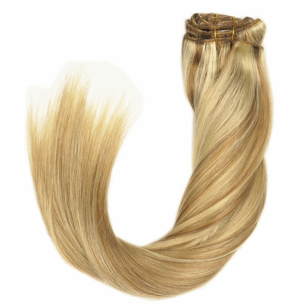 Wish Stella Reina Clip In Hair Extensions Piano Color 1060 Light