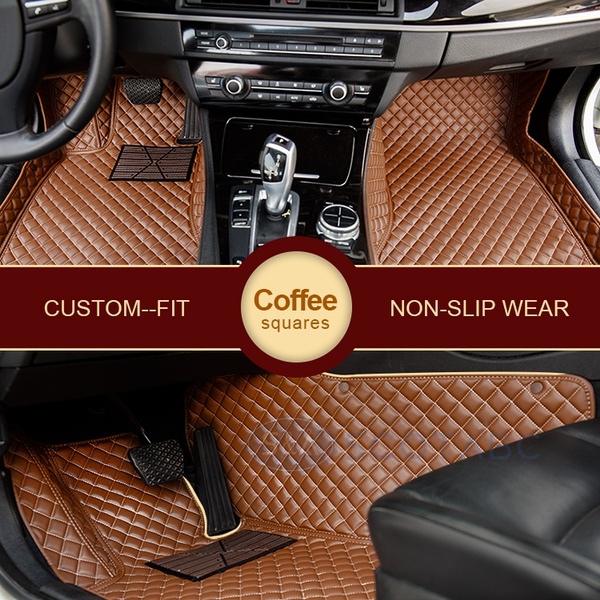 For Mercedes Benz C-Class Car Floor Mats Custom Luxury FloorLiner Auto Mats