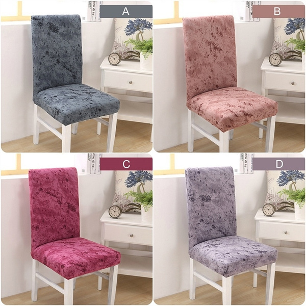 Cool Splash Ink Elastic Connected Simple Office Dining Wedding Banquet Ining Chair Cover Hotel Stool Slipcovers Seat Chairs Protector Andrewgaddart Wooden Chair Designs For Living Room Andrewgaddartcom